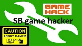 How to install SB Game Hacker (link) for android