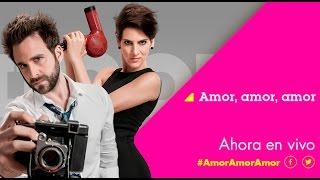 Amor, Amor, Amor - 20 de junio del 2017 Programa Completo
