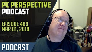 Podcast #489 - Ryzen 5 2400G Compute, Thrustmaster TS-PC Wheel, and more!