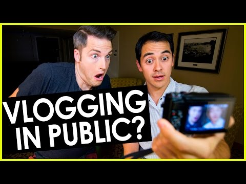 How To Vlog In Public — 5 Tips for Vlogging in Public