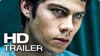 MAZE RUNNER 2 Trailer German Deutsch (2015) Dylan O'Brien