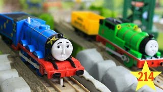 Thomas and Friends THE GREAT RACE #214 TrackMaster Thomas Train|Thomas & Friends Toy Trains for Kids