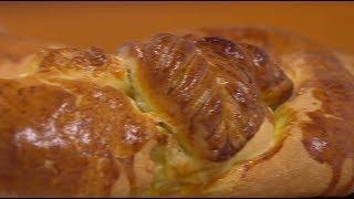 خبز القرفة السويدي | نرمين هنو