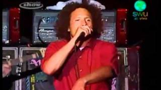 Rage Against The Machine   Bullet In The Head Live SWU