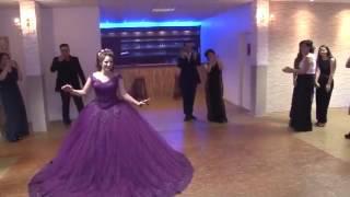 اجمل رقص عروسين عمرك خساره اذا متشوفه