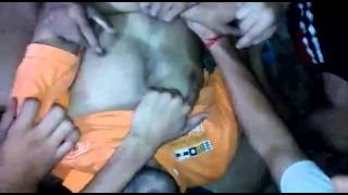 Gang raped in boys hostel