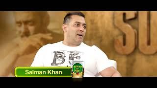 SALMAN KHAN | SULTAN | FULL INTERVIEW | TASHAN DA PEG | 9X TASHAN
