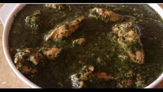 افضل ملوخية مجمده بالدجاج لذيذه من قناة المورزليرا (: