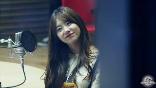 160511 아이오아이(I.O.I)  Dream Girls (김소혜) 리액션 직캠 @테이의 꿈꾸는 라디오