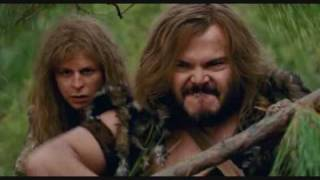 Year one, jack black  funny hunting scene (HQ)