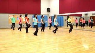 Let's Mess Around - Line Dance (Dance & Teach in English & 中文)
