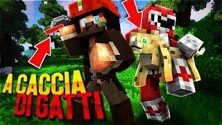 A CACCIA DI GATTI CON ANIMA! - Minecraft ITA #110 w/ Anima