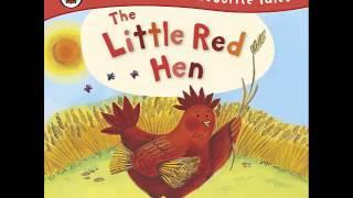 The Little Red Hen - AudioBook