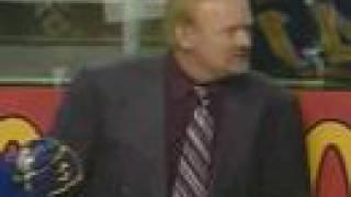 Sabres-Senators Coaches Fight