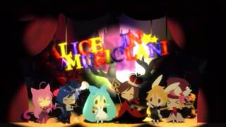 Alice in Musicland - Music-Box Arrange (Full Version)