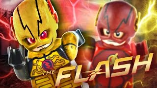 LEGO CW : The Reverse Flash - Showcase