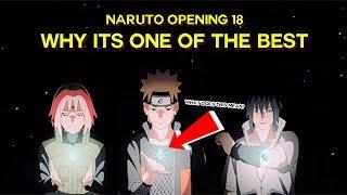 The Hidden Story Behind Naruto Shippuden Opening 18 - Boruto & Naruto