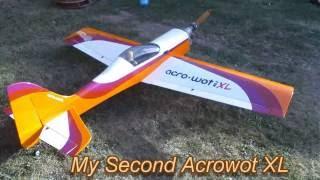 Acrowot XL Warning