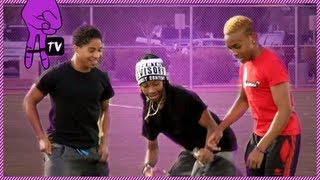 Mindless Takeover - Mindless Behavior Plays Soccer - Mindless Takeover Ep. 33