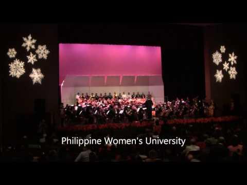 PWU Hymn - Filipino American Symphony Orchestra