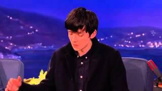 "Asa Butterfield Teahes Conan ""The Man Game"" 9/17"