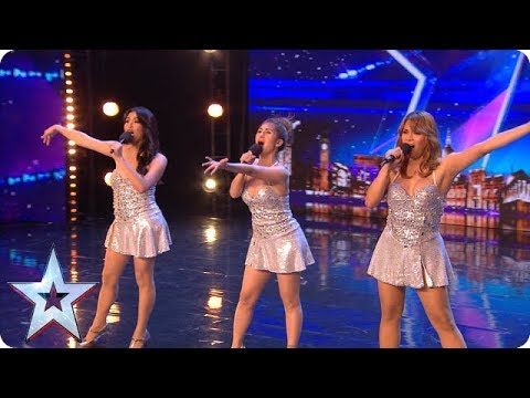Xxx Mp4 SEX BOMBS Miss Tres Surprise Everyone With SIZZLING Performance Auditions BGT 2018 3gp Sex