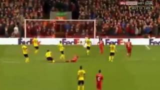 Philipo coutinho vs Dortmund