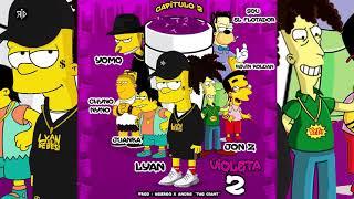 Lyan 'El Bebesi' Feat. Jonz X Yomo X Juanka X kevin Roldan X Sou X Chyno Cyno - Violeta 2