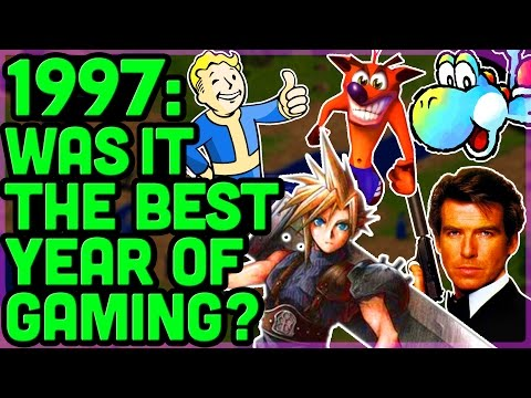 Was 1997 Really the Greatest Year of Gaming Lockstin