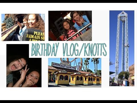 Xxx Mp4 Birthday Vlog Knotts 3gp Sex