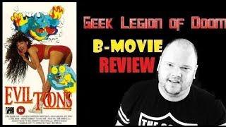 EVIL TOONS (1992 Monique Gabrielle ) B-Movie Review