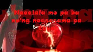 sinaktan mo ang puso ko-(lyrics) -acabs