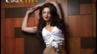 Sandeepa Dhar's Hot Photo Shoot