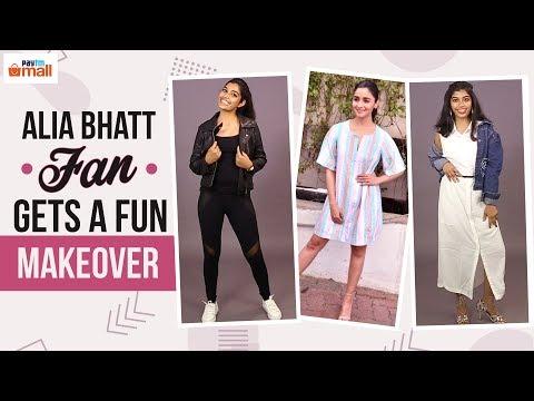 Xxx Mp4 Alia Bhatt Fan Gets A Fun Makeover Pinkvilla Fashion Bollywood 3gp Sex