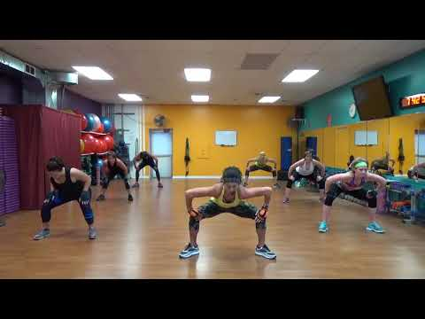 45 minute HIIT ALL CARDIO class