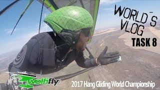 Task 8 THE STRUGGLE IS REAL / Hang Gliding WORLD´S VLOG