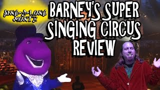 Barney's Super Singing Circus Review