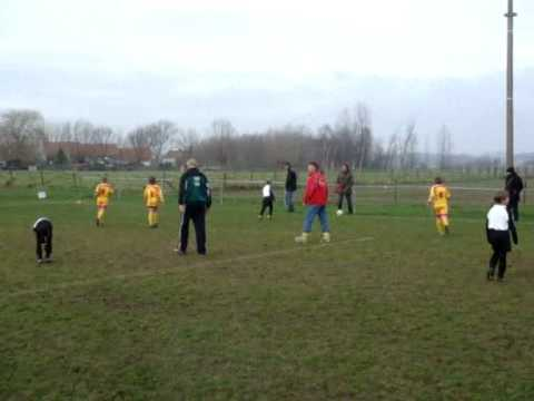 WINDO Duiveltjes U9 : KVV Windeke - ESA Bottelare : 5 - 6