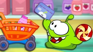 Om Nom Stories: Shopping Day | Cut The Rope | Cartoons for Children by Kids Shows Club