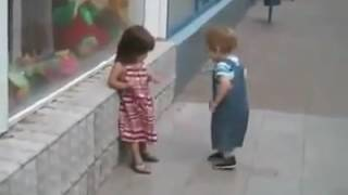 Romantic kid Funny must watch