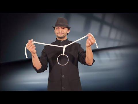 Xxx Mp4 تعلم العاب الخفة 329 Ring And Rope Magic Trick Revealed 3gp Sex