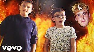 Little Kids Make a Diss Track On Jake Paul!!!