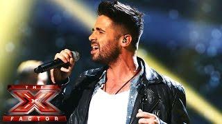 Ben Haenow sings Whitney Houston's I Will Always Love You   Live Week 7   The X Factor UK 2014