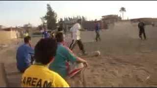 ملعب الودايعة بمنشأة نبهان مركز فاقوس محافظة الشرقية