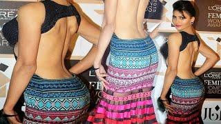 Urvashi Rautela Hot Big Milky Bump Caught & Sexy NAKED Back