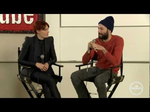 YouTube Presents: Florence + The Machine Q&A