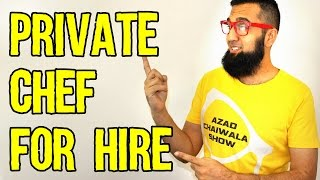 Private Chef Business Idea for Pakistan | Azad Chaiwala Show