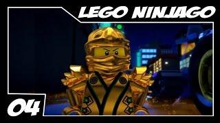 LEGO: Ninjago Nindroids - PSVITA - Parte 4 - Ninja Dourado!!  [Legendado PT-BR]