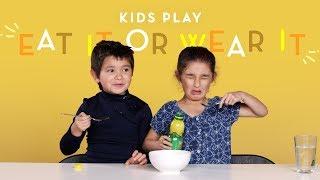 Kids Play Eat It or Wear It   Kids Play   HiHo Kids