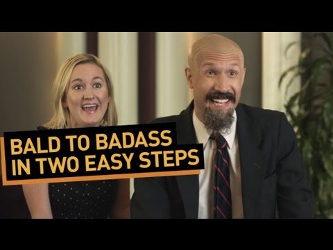 Xxx Mp4 Bald To Badass In Two Easy Steps 3gp Sex
